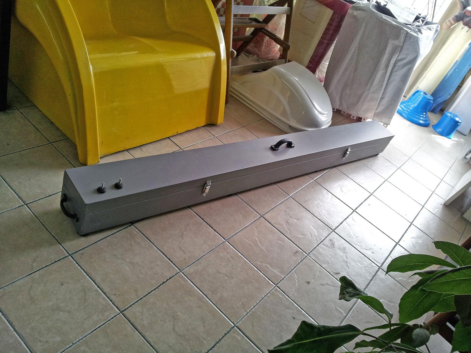 Cajón horizontal