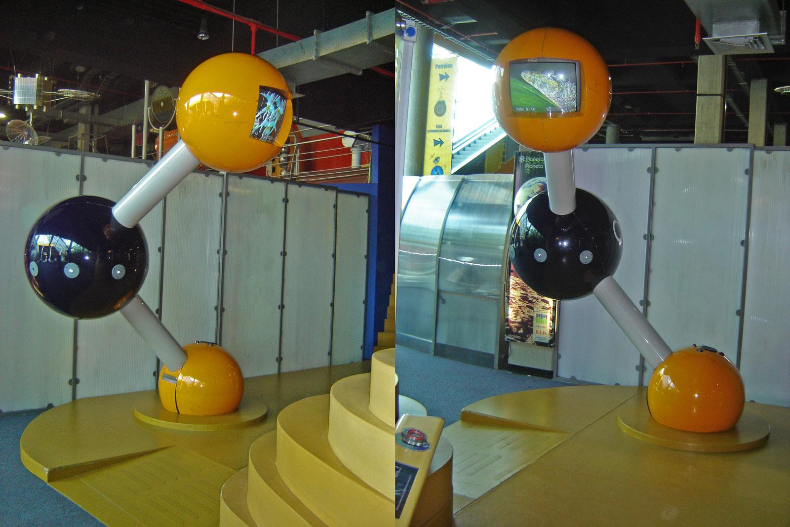 Esferas Maloka