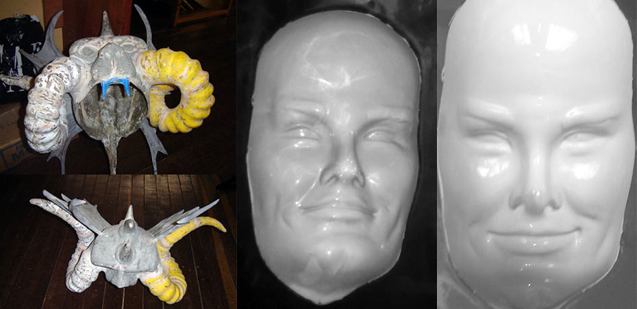 mascaras varias