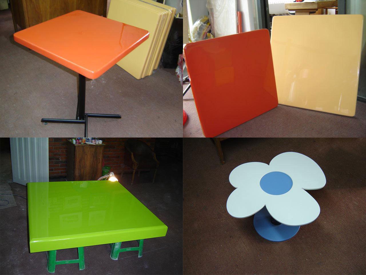 Cubiertas para mesas